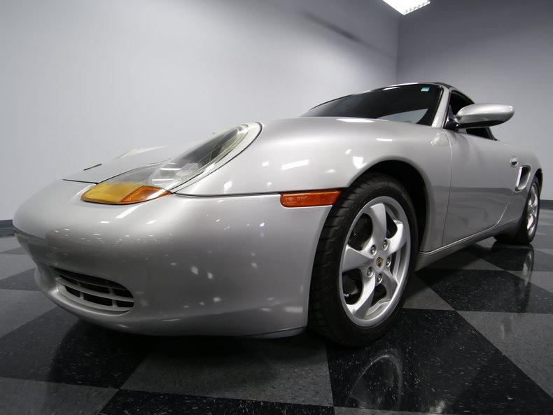 2002 Porsche Boxster #67
