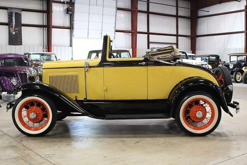 1931 Ford Model A #1