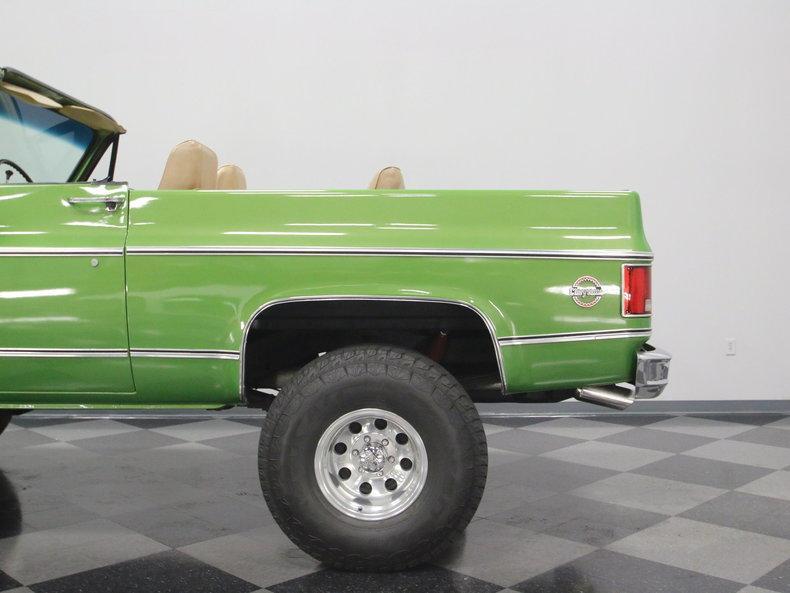 1975 Chevrolet Blazer K5 #15