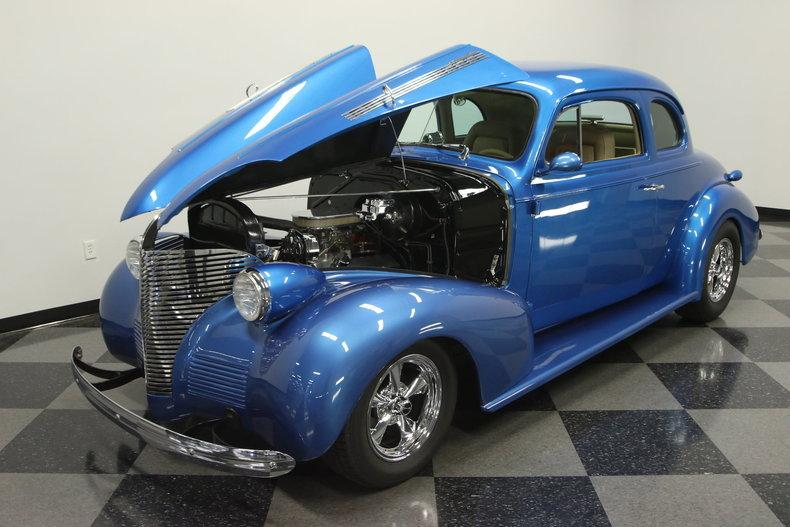 1939 Chevrolet Business Coupe #26
