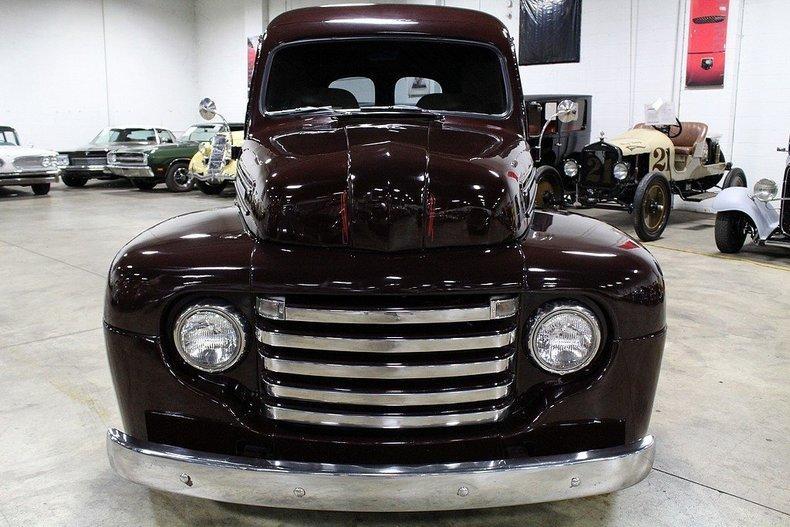 1948 Ford F1 Panel Van #7
