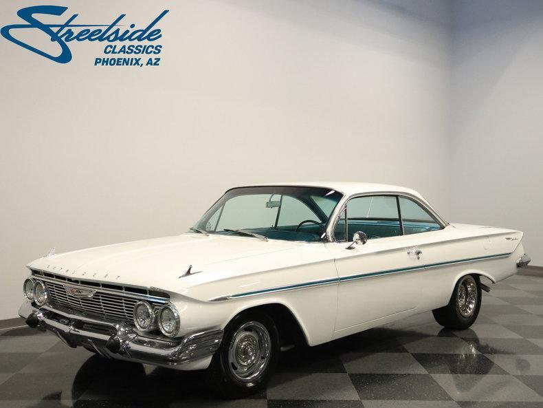 1961 Chevrolet Bel Air Bubble Top #0