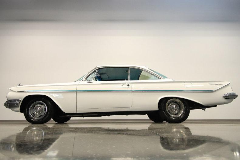 1961 Chevrolet Bel Air Bubble Top #9