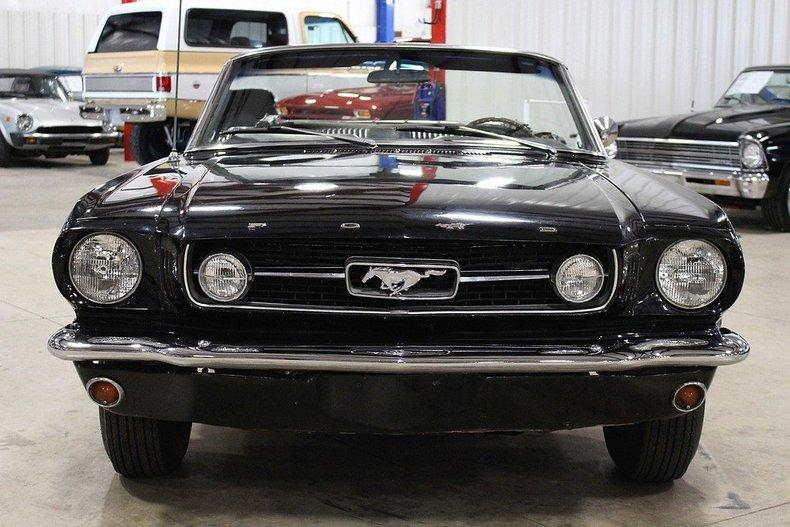 1966 Ford Mustang #7