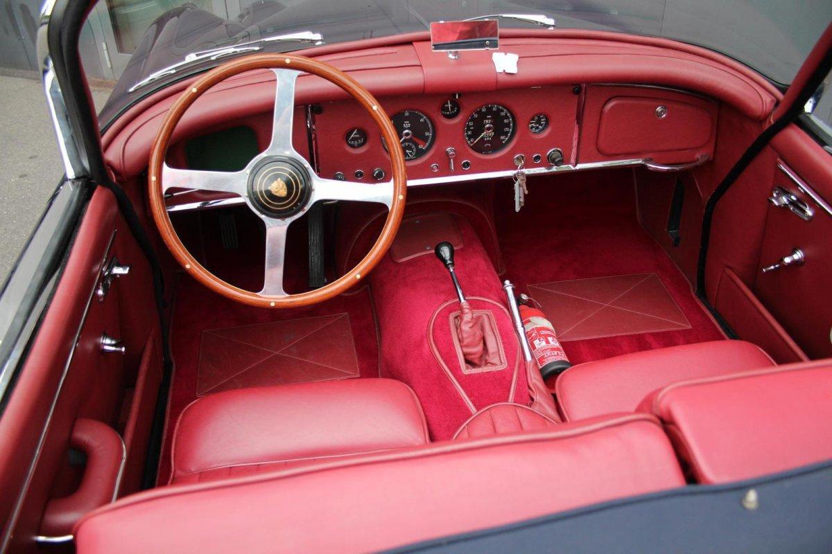 Jaguar XK 150 3,4 S #4