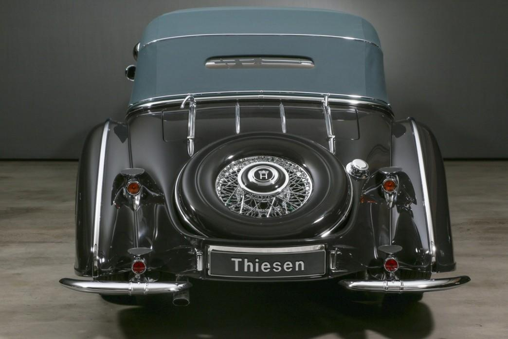 1938  Horch Horch 853 Spezialroadster #3