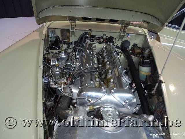 Jaguar XK120 Drop Head Coupé '53 #131