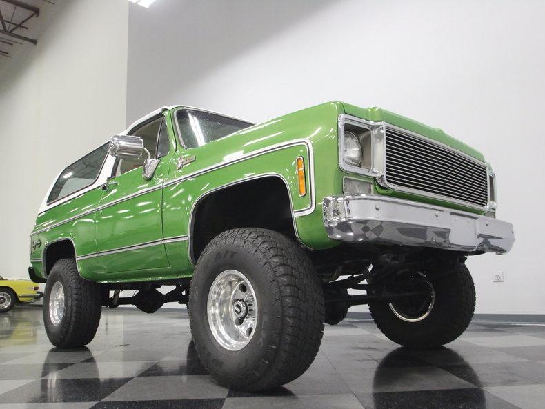 1975 Chevrolet Blazer K5 #37