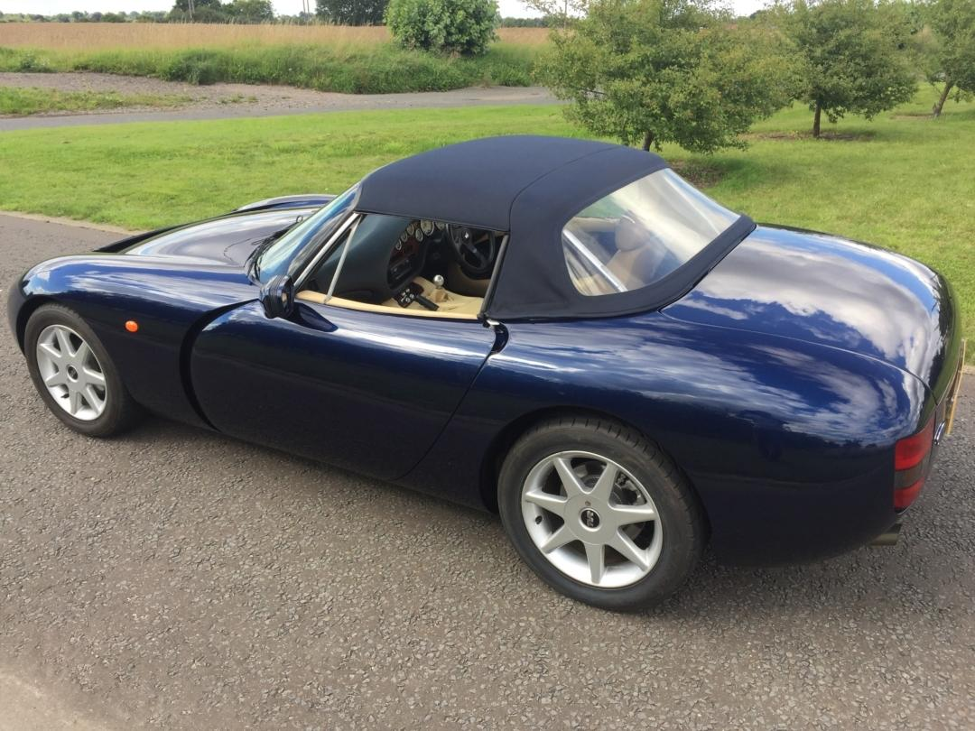 TVR Griffith 5.0 #6