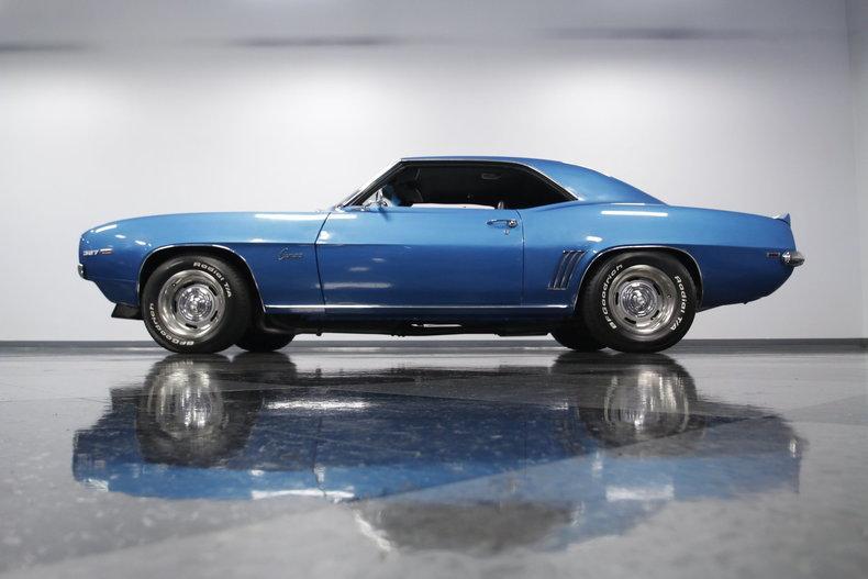 1969 Chevrolet Camaro #9