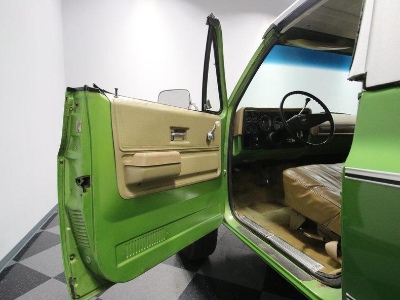 1975 Chevrolet Blazer K5 #38