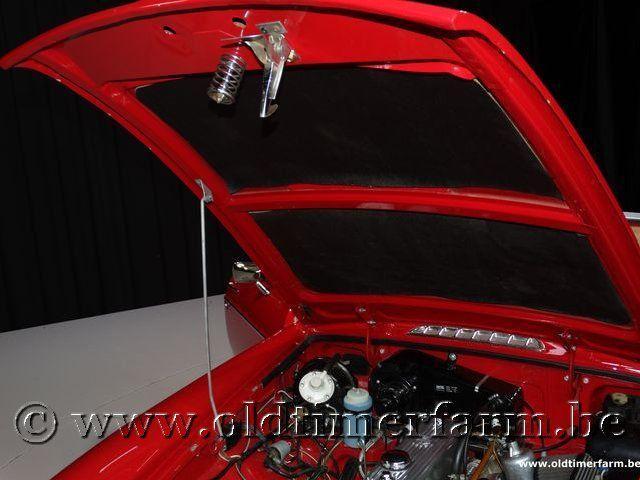 MG B Roadster Red '67 #175
