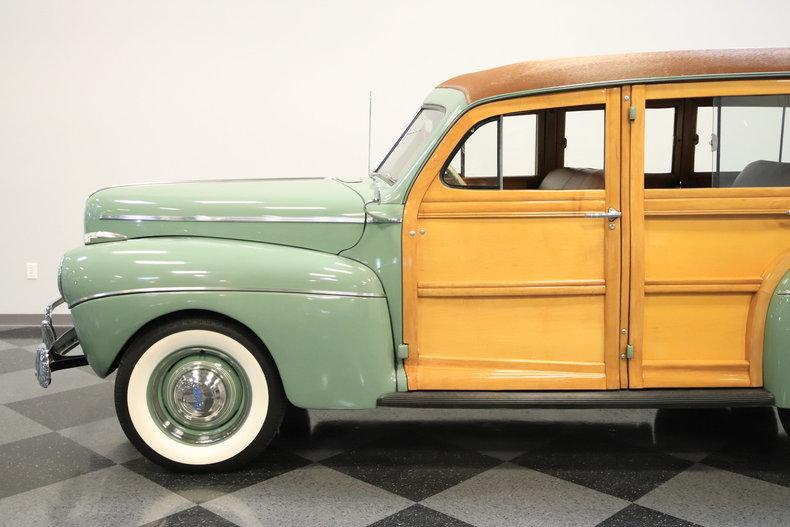 1941 Ford Woody Wagon #10