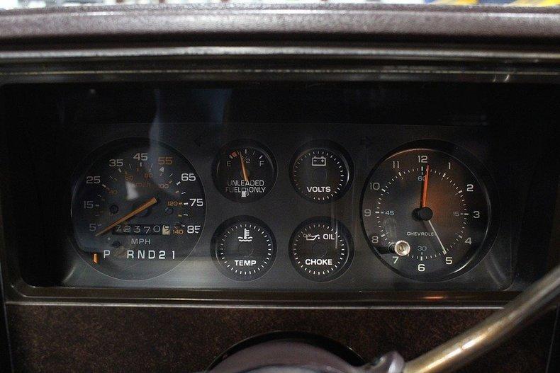 1985 Chevrolet El Camino #40
