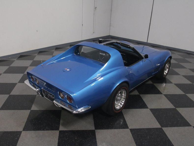 1969 Chevrolet Corvette #29