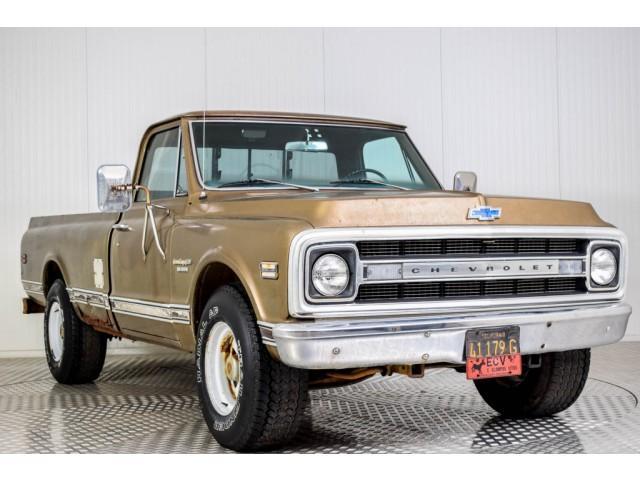 Chevrolet Pickup Custom Camper V8 #4
