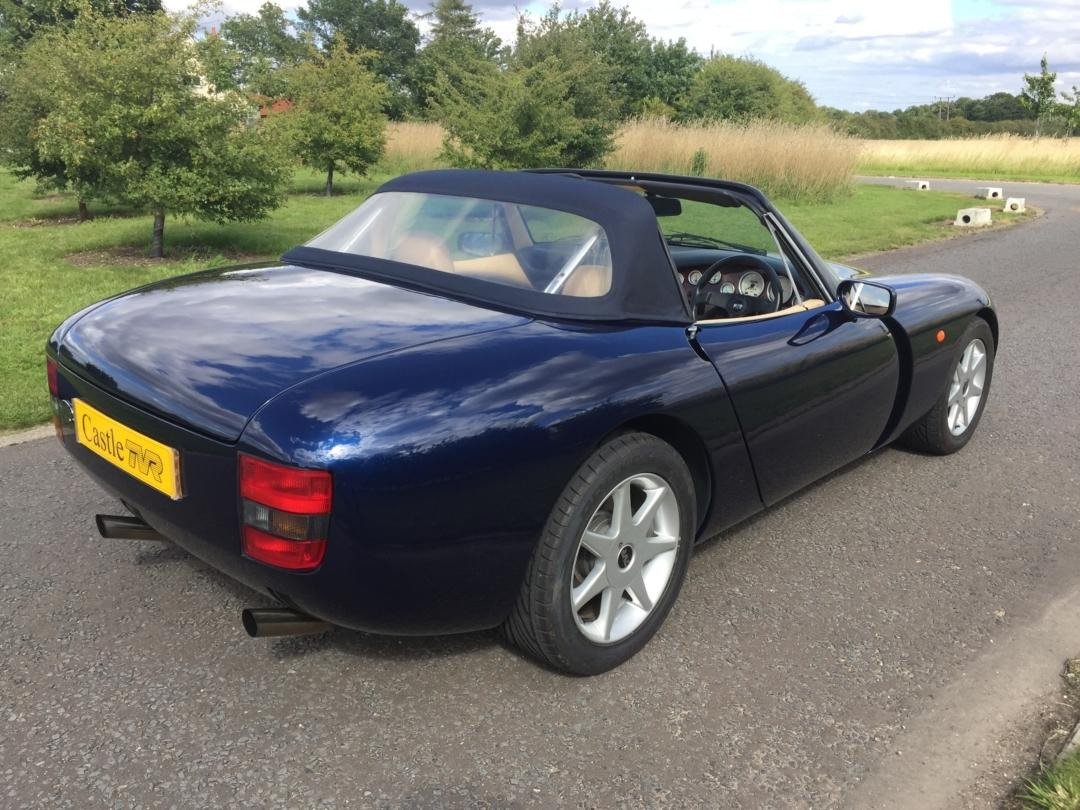 TVR Griffith 5.0 #17