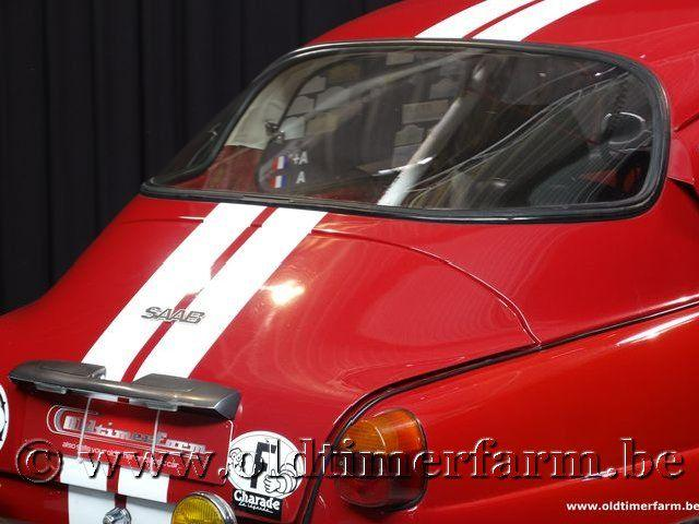 Saab 96 Monte Carlo Look '73 #91