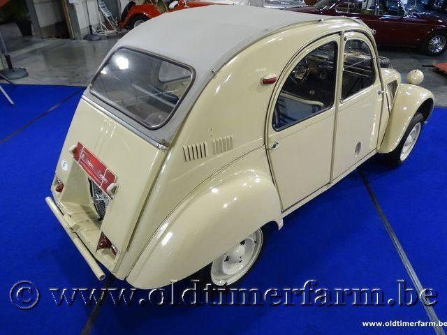 Citroën 2CV 4x4 Sahara '62 #11
