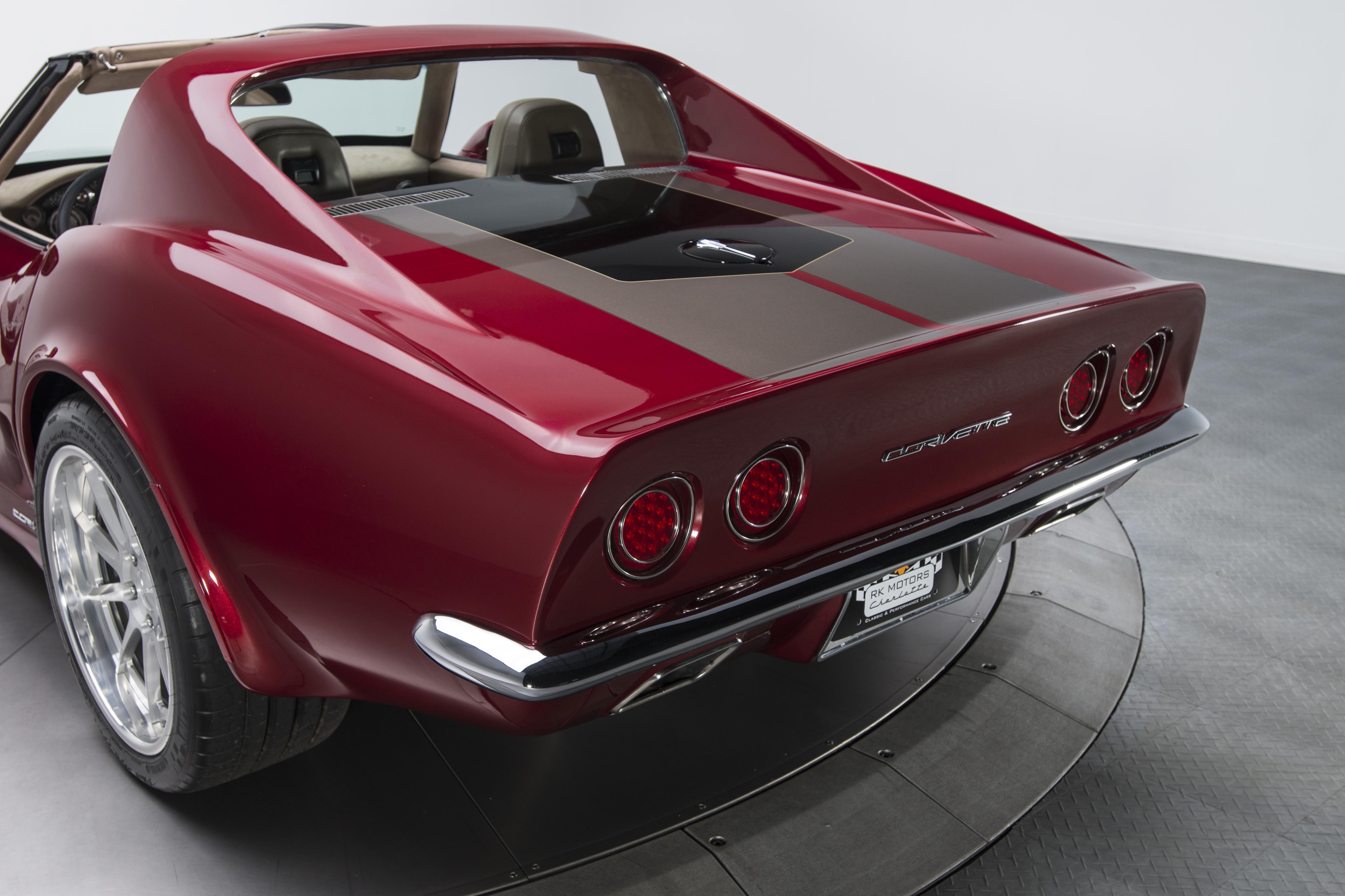1972 Chevrolet Corvette1972 Chevrolet Corvette #23