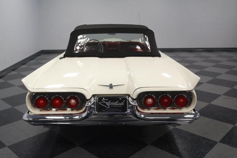 1960 Ford Thunderbird J-Code #18