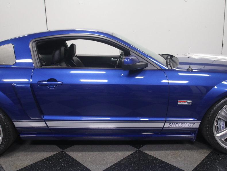 2008 Ford Mustang Shelby GT #25