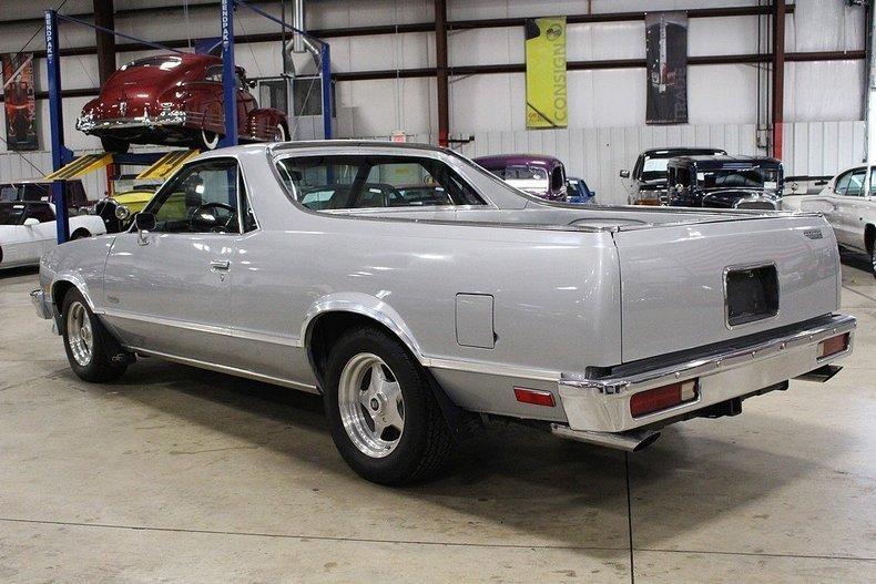 1985 Chevrolet El Camino #2