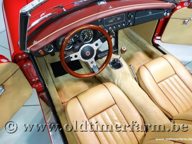 MG B Roadster Red '67 #150