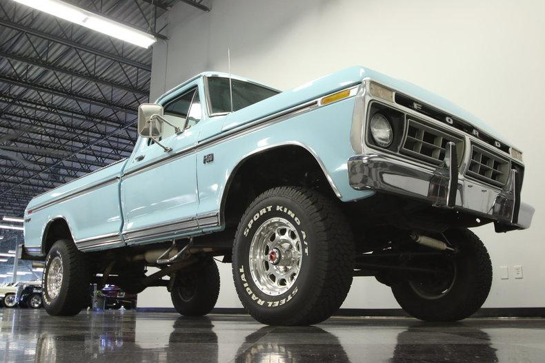 1976 Ford F-150 #25