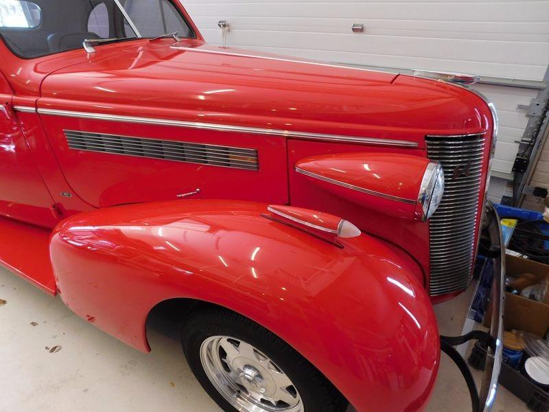 1937 Buick Century -RARE BUICK COUPE- CHECK OUT MY UPDATED INTERIOR- Stock # 37KYSR for sale near Mundelein, IL | IL Buick Dealer #19