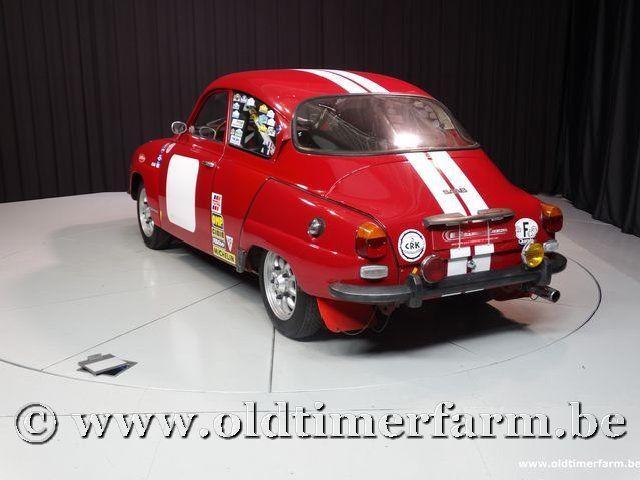 Saab 96 Monte Carlo Look '73 #14