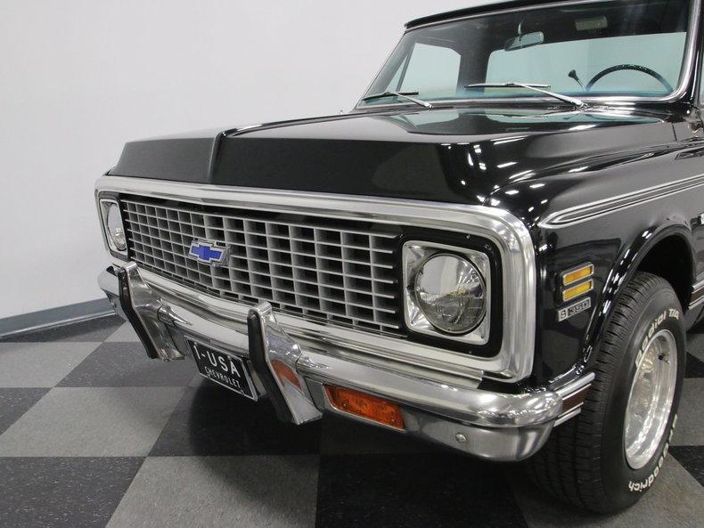 1971 Chevrolet C10 #9