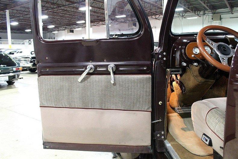 1948 Ford F1 Panel Van #17