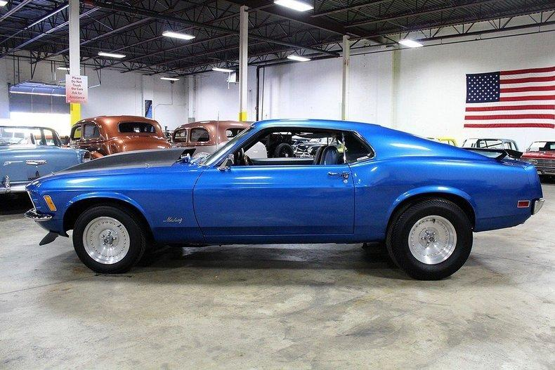 1970 Ford Mustang Fastback #1