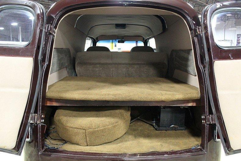 1948 Ford F1 Panel Van #25