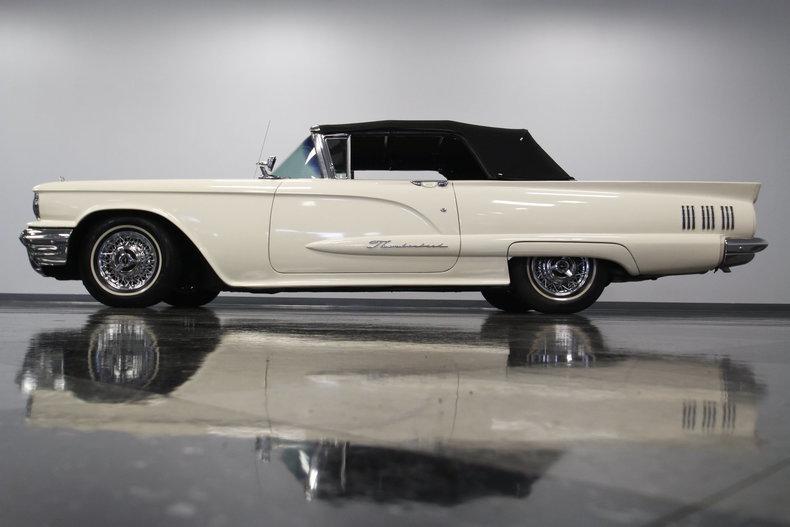 1960 Ford Thunderbird J-Code #10