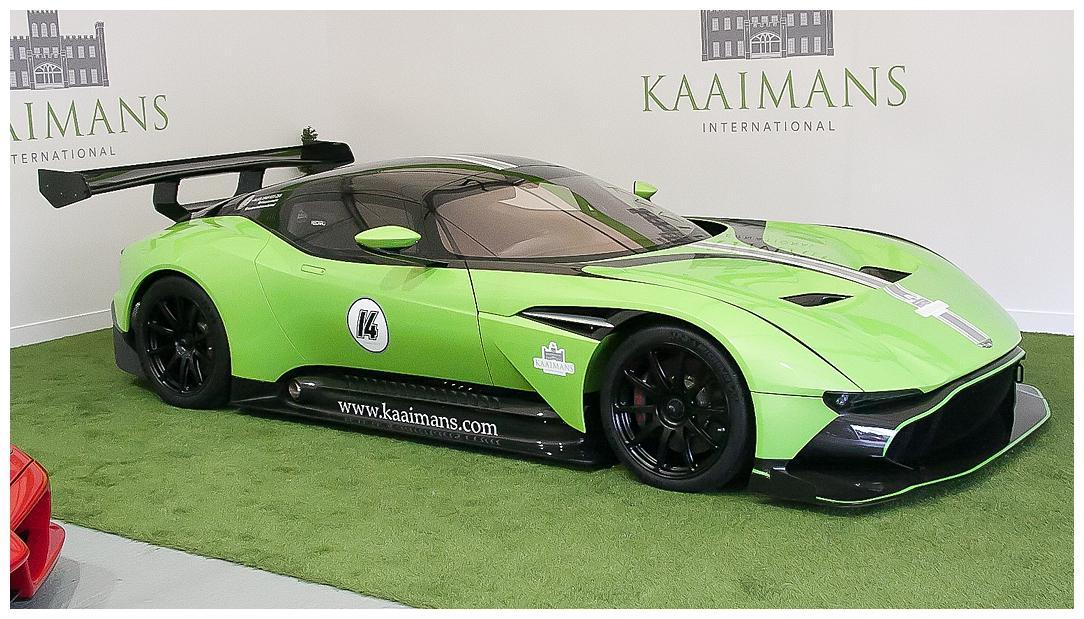 Aston Martin Vulcan (Vat Qualifying) #8