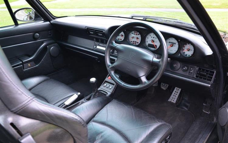 Porsche 993 Turbo #2