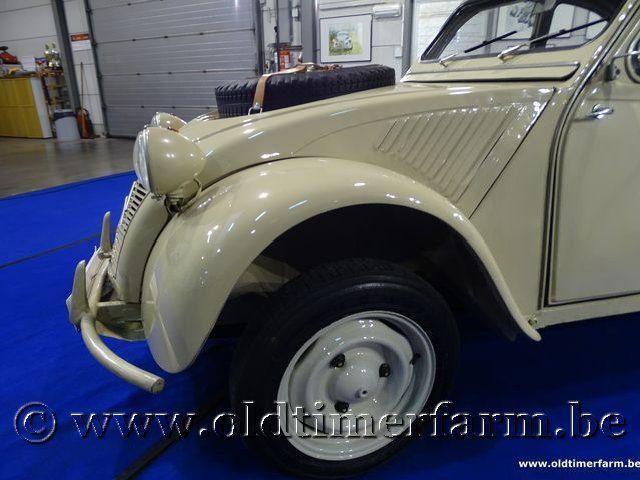Citroën 2CV 4x4 Sahara '62 #24