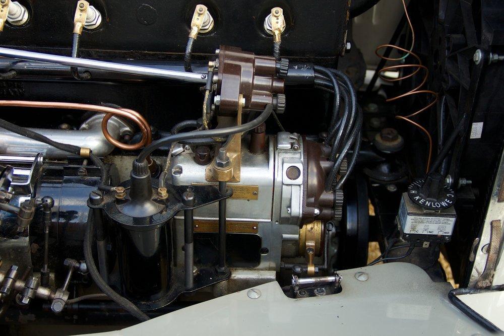 1932 Alvis Speed 20 SA 4-Door Tourer by Cross & Ellis #18