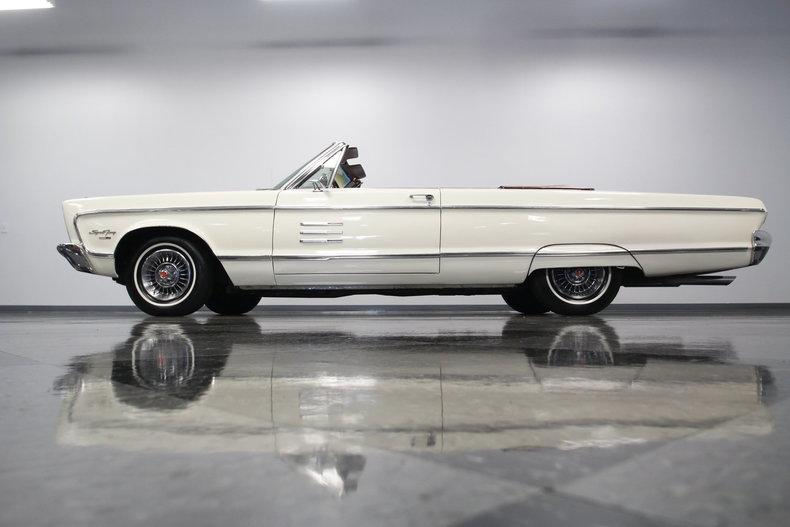 1966 Plymouth Sport Fury Convertible #9