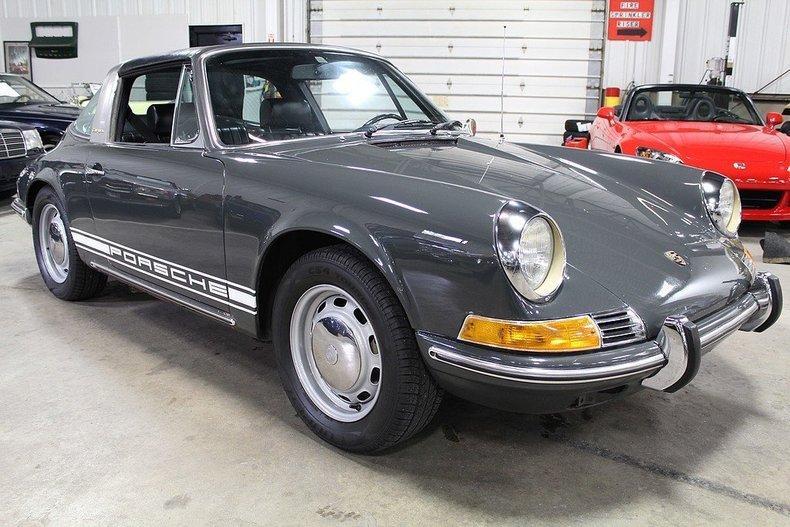 1969 Porsche 911 T #6