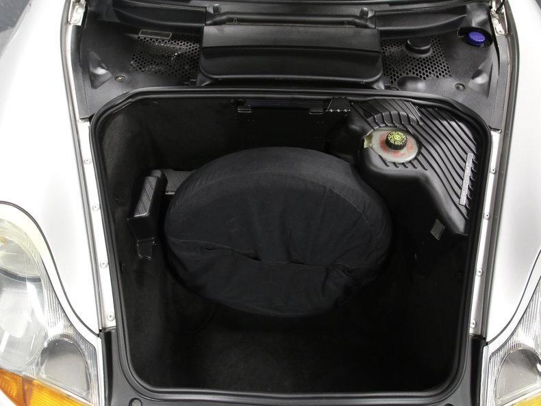 2002 Porsche Boxster #41