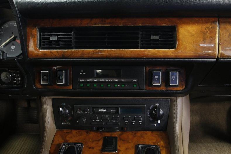 1988 Jaguar XJS V12 #39