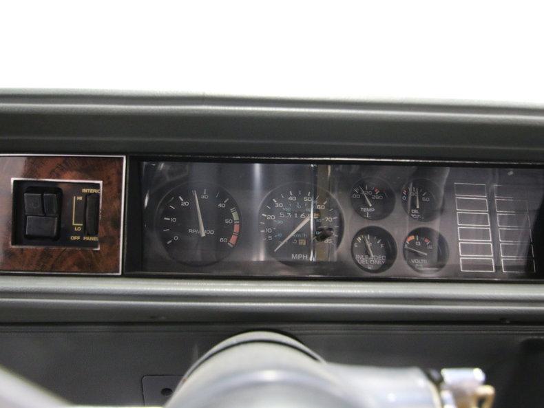 1985 Oldsmobile 442 #44