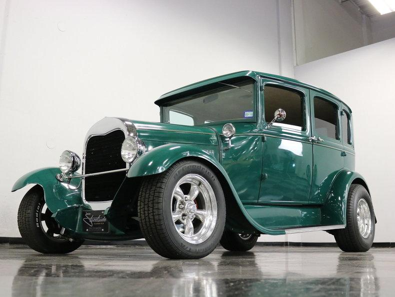 1929 Ford Model A #7