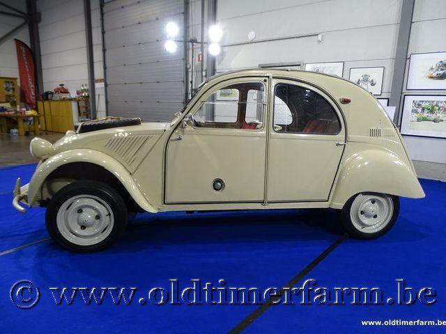 Citroën 2CV 4x4 Sahara '62 #2