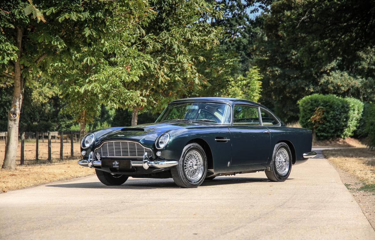Aston Martin DB5 1965 for sale