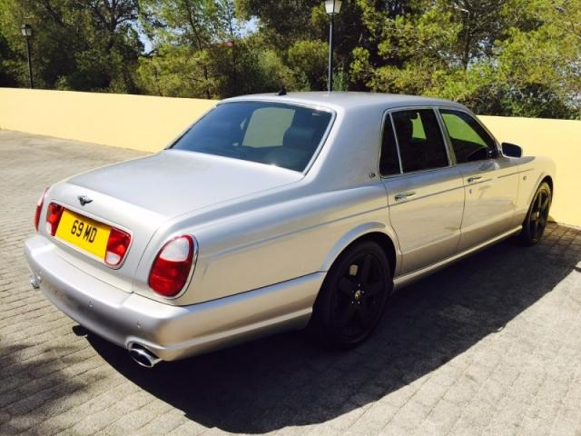 2003(MDL) Bentley Arnage T. #5