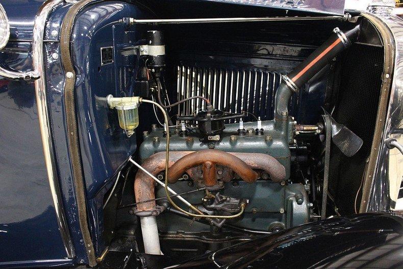 1931 Ford Model A Huckster #47